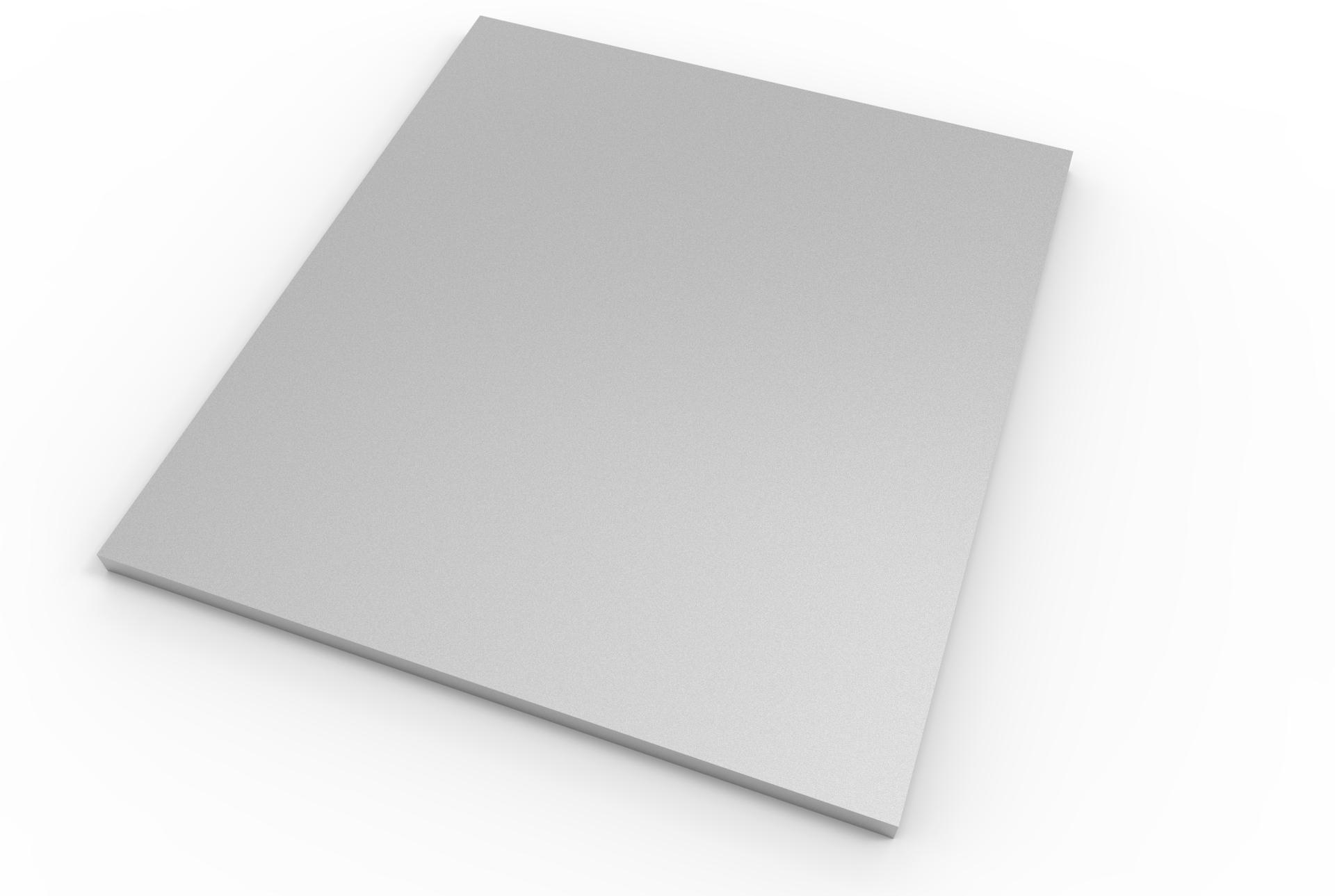 Lanthanated Molybdenum Plate