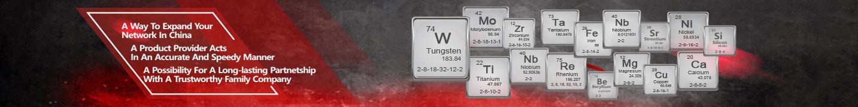 tungsten-molybdenum