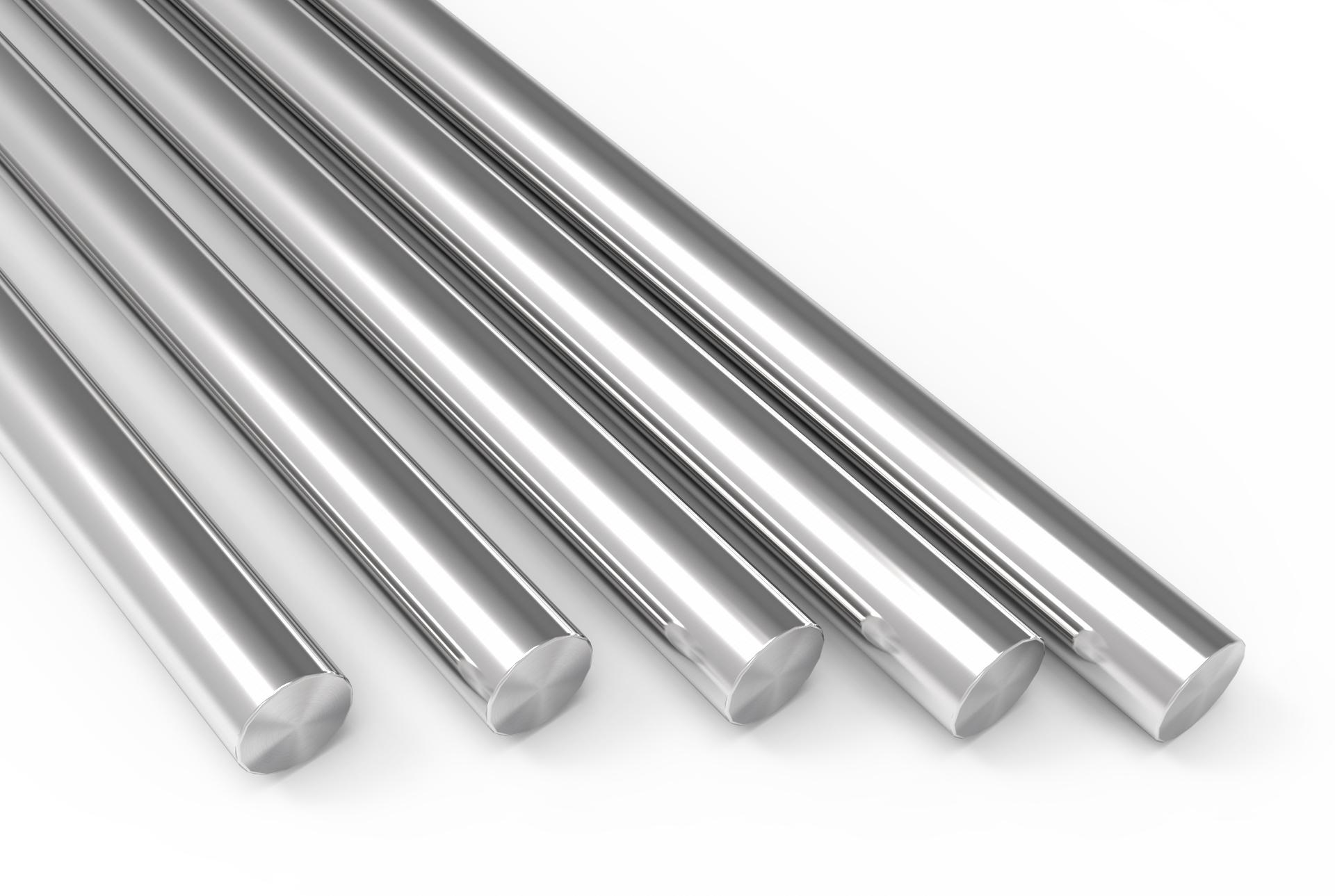 lanthanated molybdenum rod