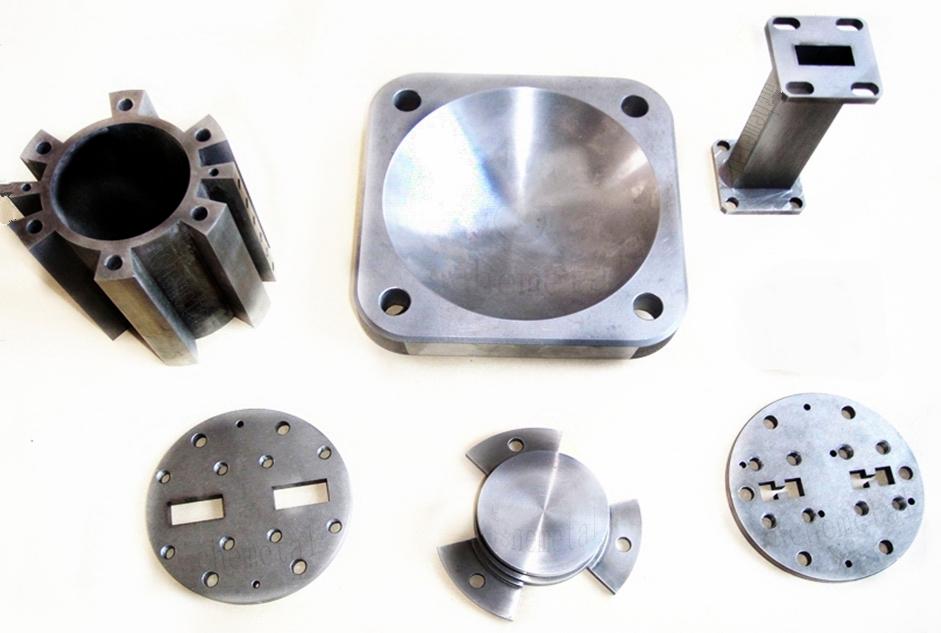 Lanthanated Molybdenum alloy